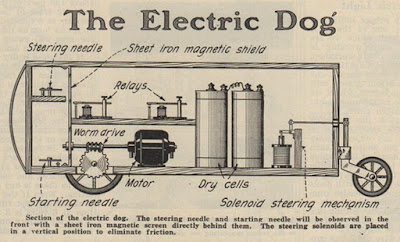 A Science Fiction Writer Makes an Electric Dog