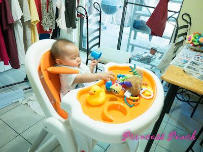 bimbo-兒童餐椅開箱