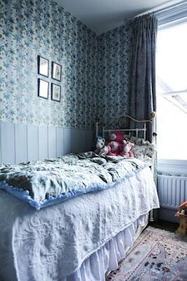 10 dicas de como decorar a casa com papel de parede verde.