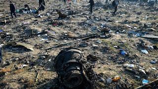 Ukraine probes crash test theories