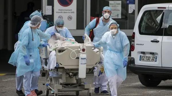 Γάλλοι γιατροί: Έχουμε φθάσει στο τέλος των δυνατοτήτων μας