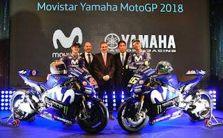 Wah .. Movistar Bakal Tinggalkan Yamaha MotoGP