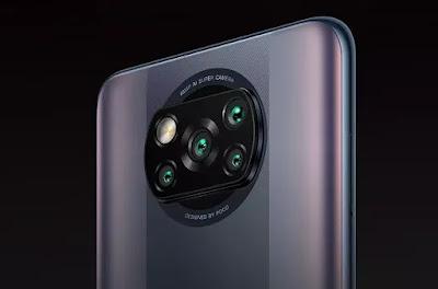 Kamera Poco X3