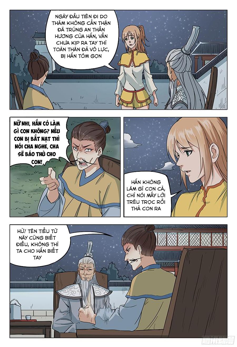 Vạn Giới Tiên Tung Chap 49 - Trang 5