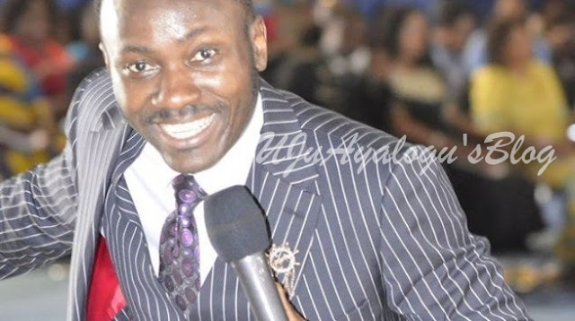 """Jonathan's Government Stole A Lot Of Money"" – Apostle Suleman"