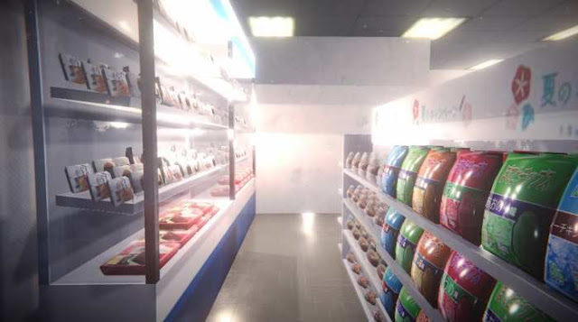 The Convenience Store is a simulation game developed by Chilla's Art for the PC platform.