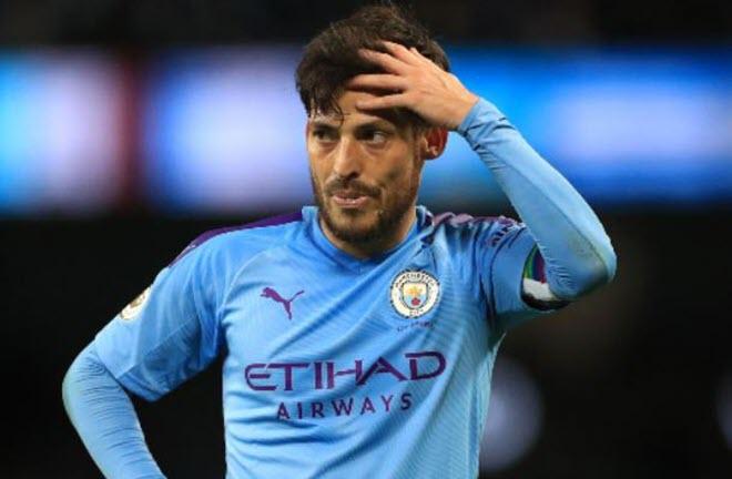 Lazio tức giận vì bị David Silva lật kèo