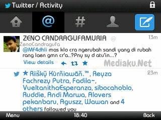 Kata Sandi Twitter Dirubah Orang Lain