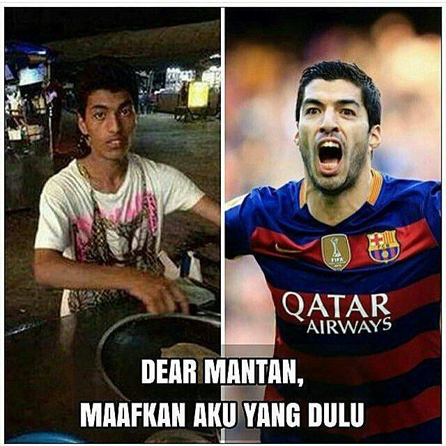 Meme Dear Mantan suarez