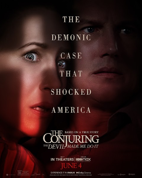 The Conjuring 3 2021 Full Movie Download online leaked by Telegram, Netflix