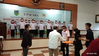 Pasca Dilantiknya Imam Triyanto ; Senin Besok, Kami Akan Menempati Kantor KONI Kudus.