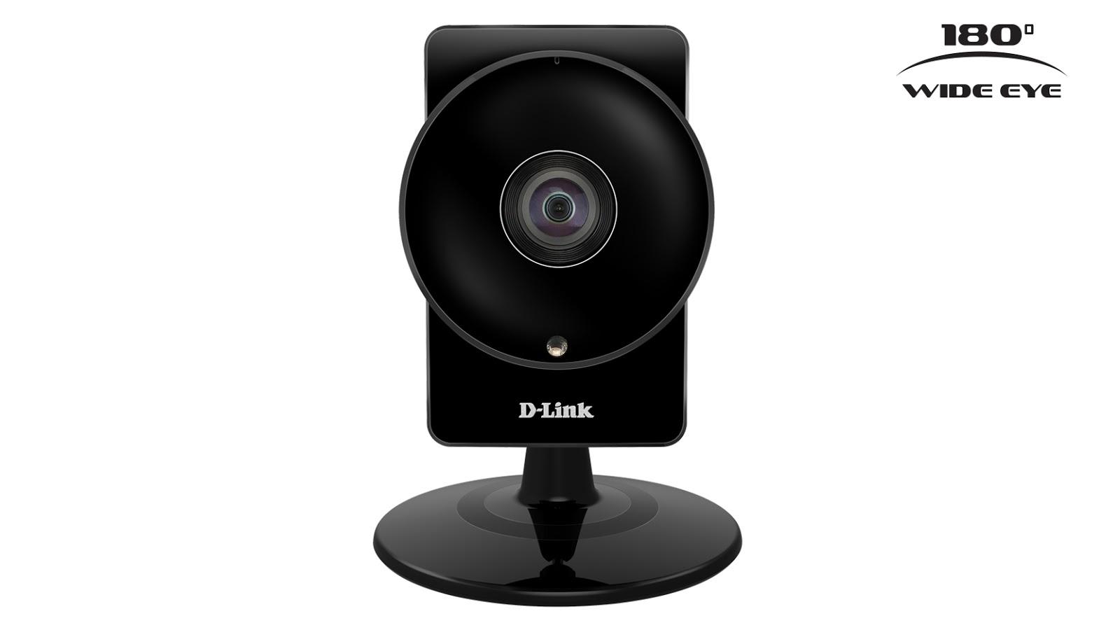 D-Link DCS-960L Wi-Fi camera