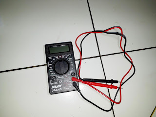 Review Multimeter Suoer DT-830D - NggoneRonan