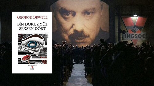 George Orwell - Bin Dokuz Yüz Seksen Dört - 1984