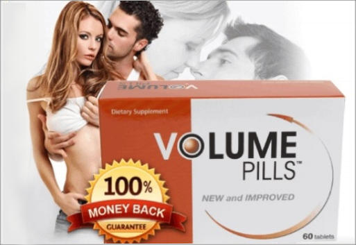 Volume Pills 100% Money Back Guarantee