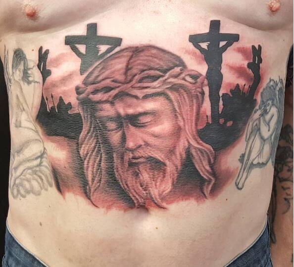 50+ Best Jesus Tattoos Designs & Ideas (2019) - Page 3 of 5 ...