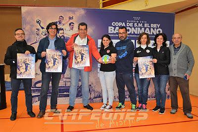 Copa del Rey Balonmano Aranjuez