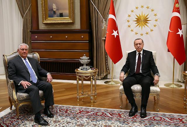 تقرير خبري: تركيا والولايات المتحدة في محادثات حول تفاقم أزمة سوريا