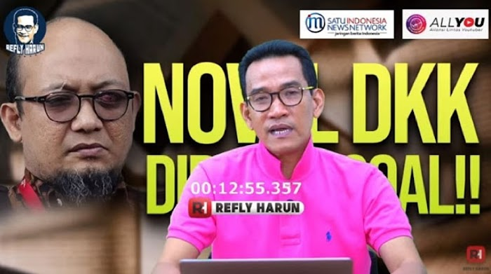 Nilai Pelemahan KPK, Refly Harun: Kini Jadi Lembaga di Bawah Ketiak Kekuasaan Eksekutif