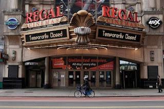 Times Square: AMC Empire 25 Cinema By shankar s.