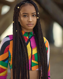 15+ Lovely Braided Hairstyles 2020 for Ladies