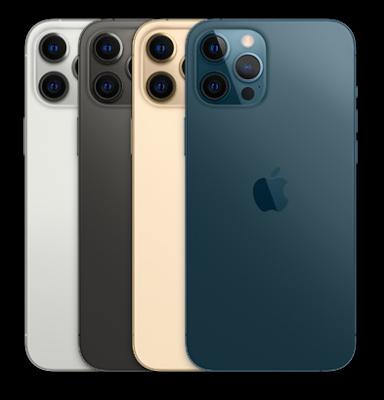 Warna Pilihan iPhone 12 Pro Max yang Eyecatching