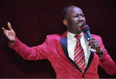 #ENDSARsNOW: 'My Church Will Observe A Moment Silence For Everyone Killed By SARS' - Apostle Suleman