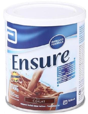 Daftar harga Susu Ensure 2019
