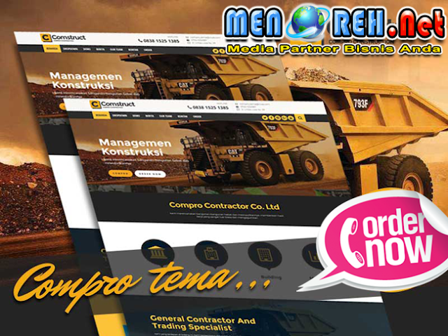 desain-website-kontraktor