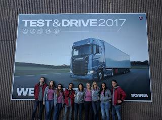 Scania - Test & Drive 2017 i.o.v. De Vries & Partners