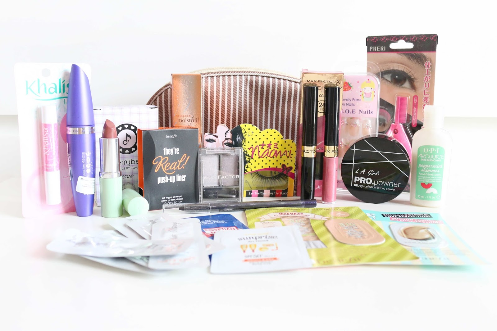 jean milka, beauty blog, giveaway, indonesia, makeup, give away, benefit, lancome, etude house, make over, la girl, cathy doll, tony moly, max factor, clinique, maybelline,