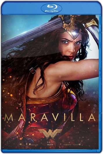 Mujer Maravilla (2017) HD 1080p y 720p Latino