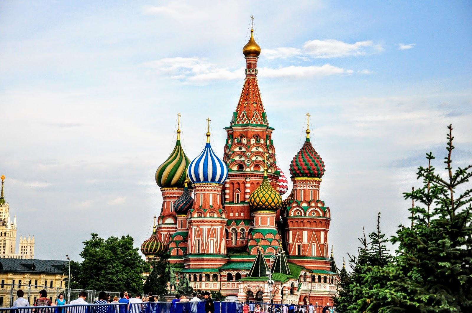等您去旅行 . . .: 【大東歐2013通通遊】俄羅斯(6)莫斯科(1)!