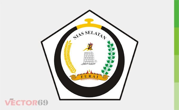 Kabupaten Nias Selatan Logo - Download Vector File CDR (CorelDraw)