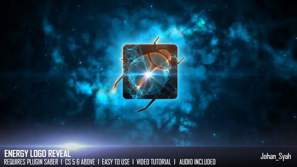 Energy Logo Reveal Videohive – Free Download After Effects