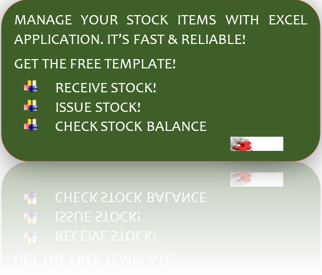 How To Manage Stock Inventory With Excel Stock Management Template 1