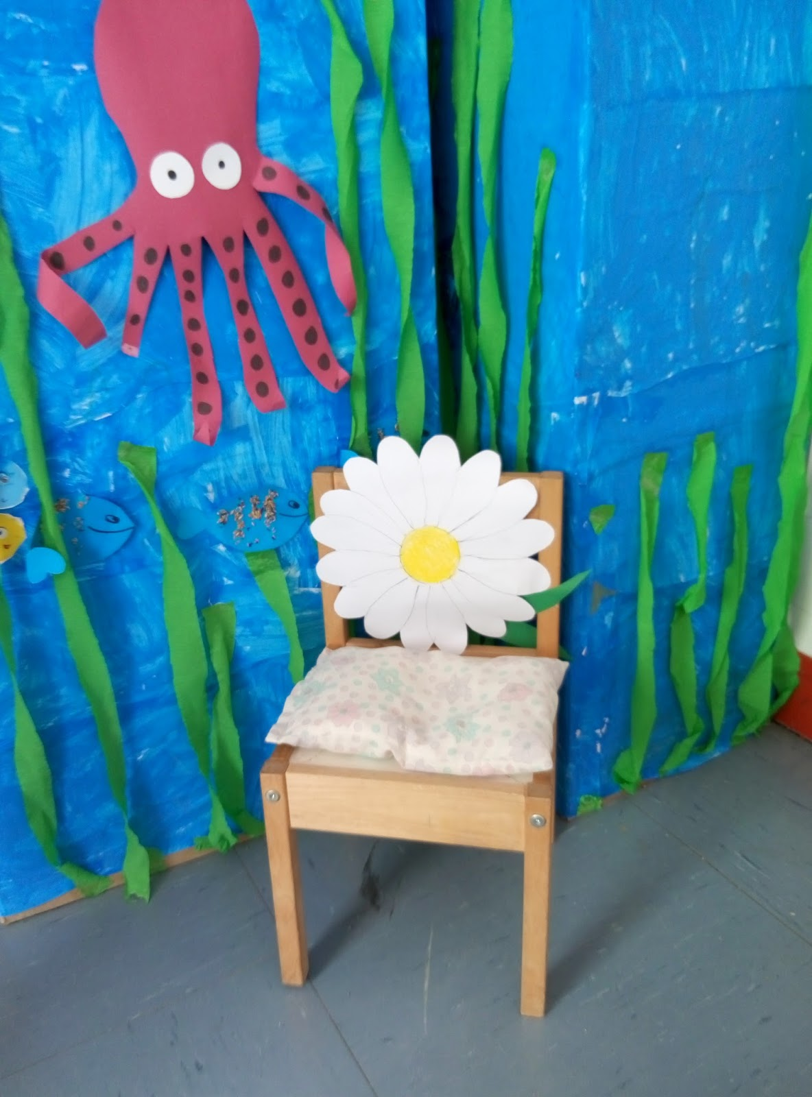 laboratorio emozioni e creativit la sedia camomilla
