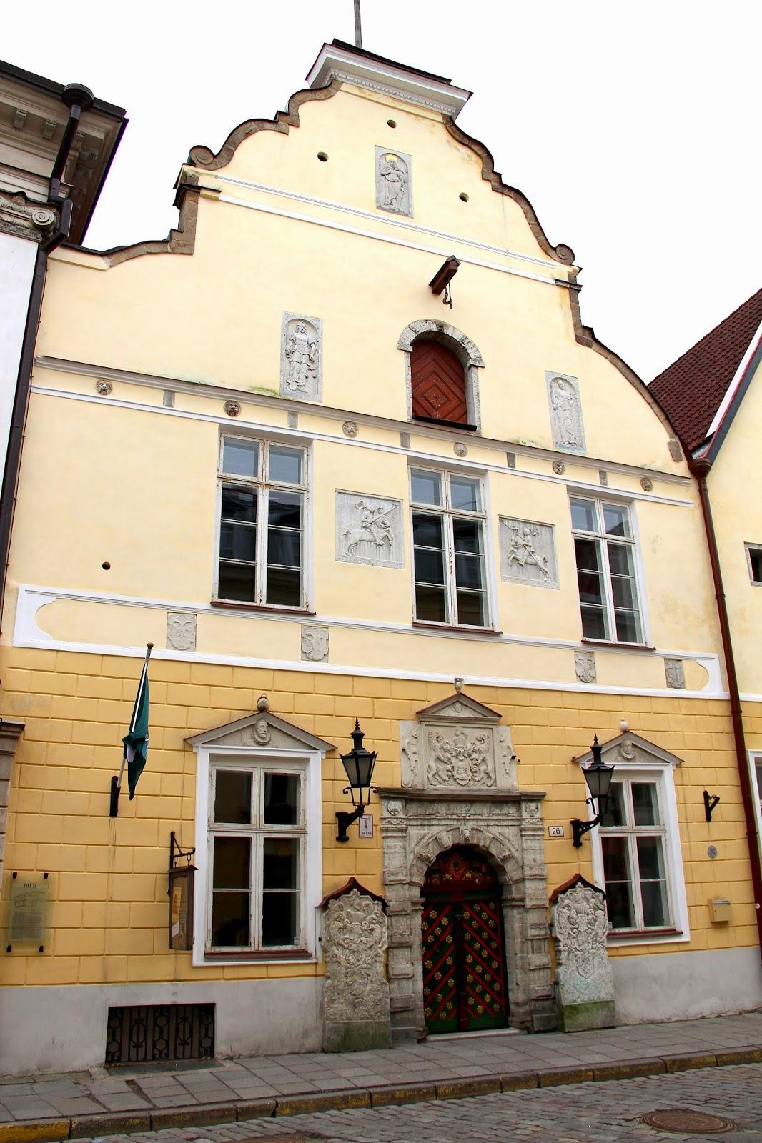 Black Heads Tallinn Estonia