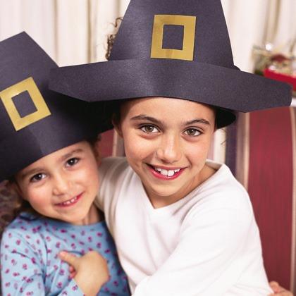 Pilgrim's Hat Craft