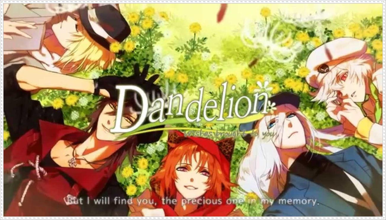 Dandelion dating sim in Sydney