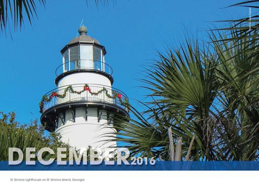December Coolray Calendar