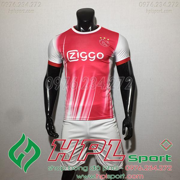 Áo CLB Ajax training màu đỏ  2020
