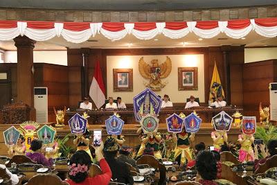 Gubernur Koster Ingatkan Bupati dan Wali Kota Mampu Hapuskan Sikap Egoisme Sektoral