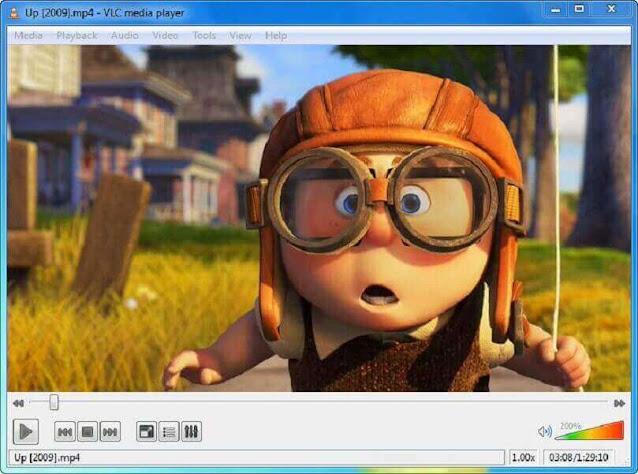 افضل اربع برامج ميديا لتشغيل الفيديوهات