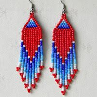 купить изделия из бисера в этническом стиле в интернет магазине цена онлайн