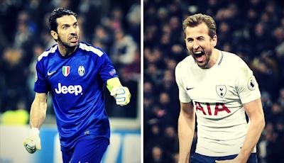 Juventus vs Tottenham: Uefa Champions League live stream info
