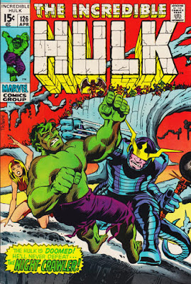 Incredible Hulk #126, the Night Crawler