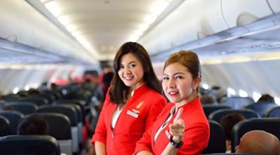 Tips Liburan Ala Pramugari Pesawat