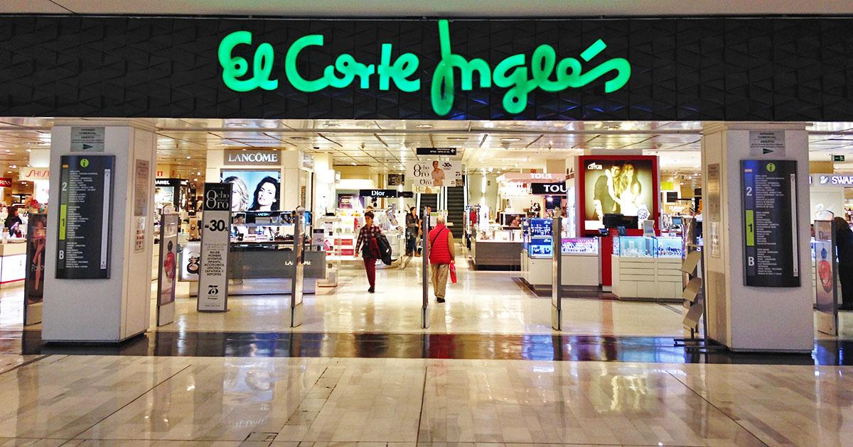 c905cf36880 La empresa española El Corte Inglés da un impulso a su digitalización