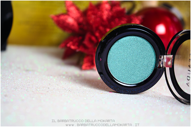Vibrant eyeshadow review mesauda ombretto cotto perlato green verde